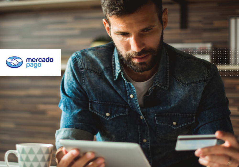 1% Cashback paying with Mercado Pago